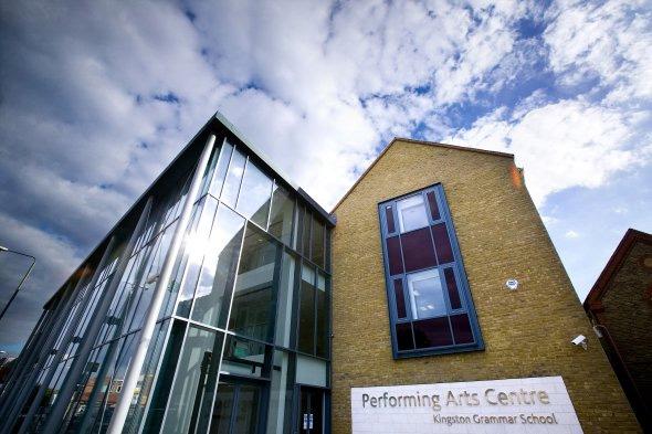 John Rich Architect Kingston Grammar School 1