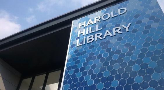 John Rich Architects Harold Hill Library 2