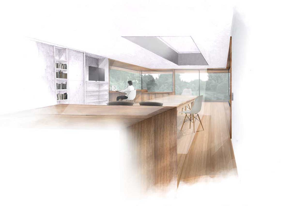 John Rich Architects Developed Design Image