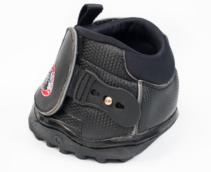 active jogging shoe side