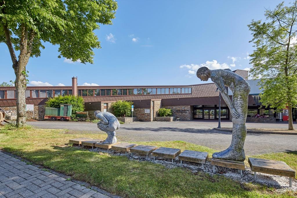 Außenansicht Keramikmuseum Westerwald