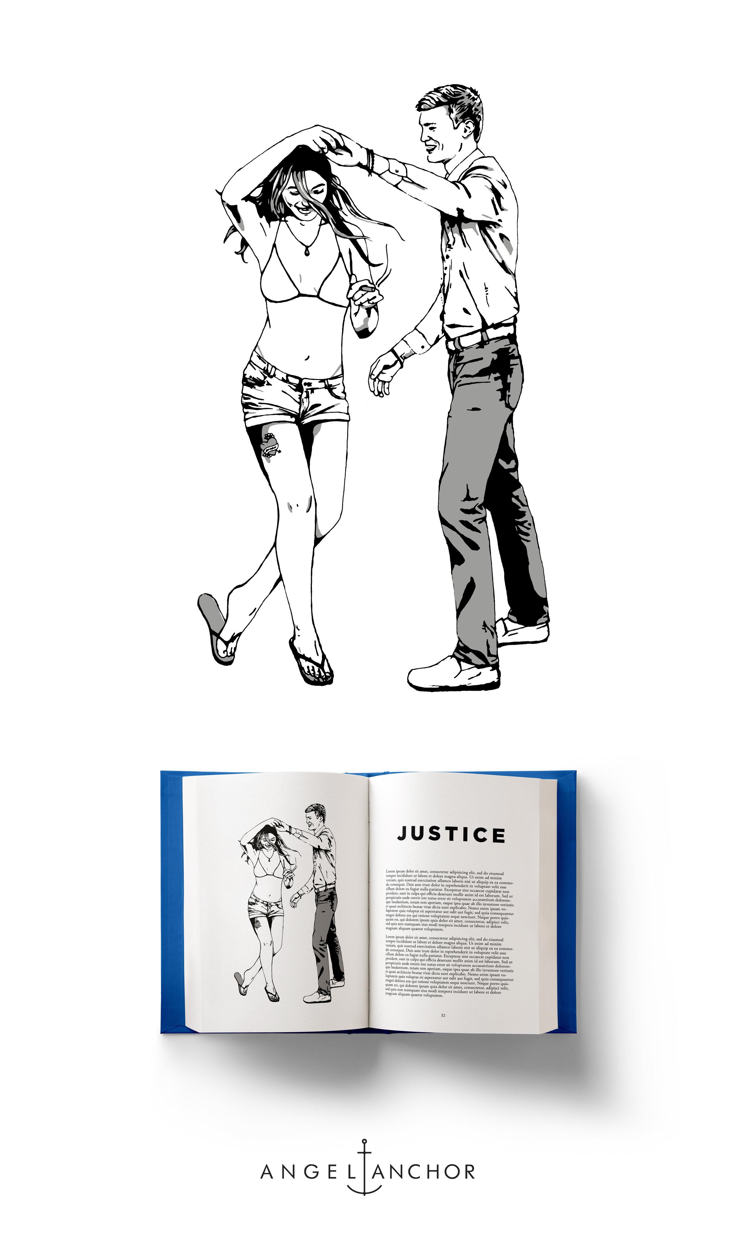 #4 - JUSTICE