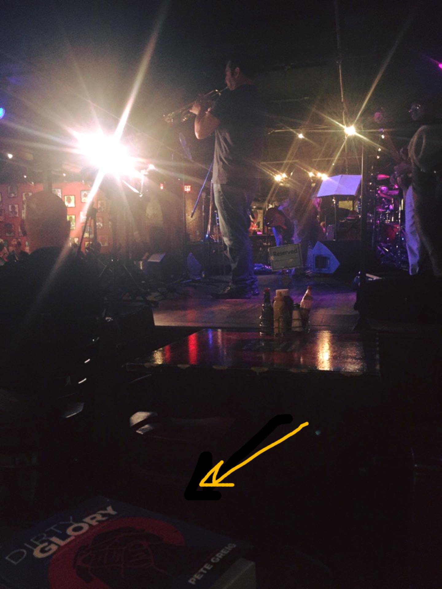 Blues Bar, Nashville, TN