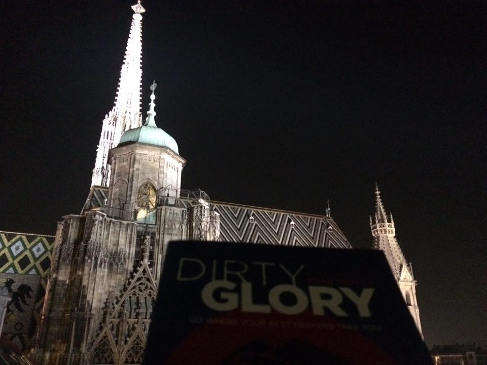 St Stephen's Cathedral, Vienna.