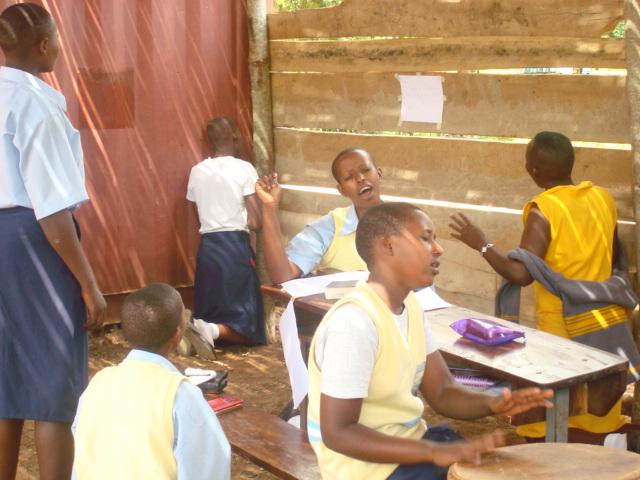Prayer Space (Uganda)