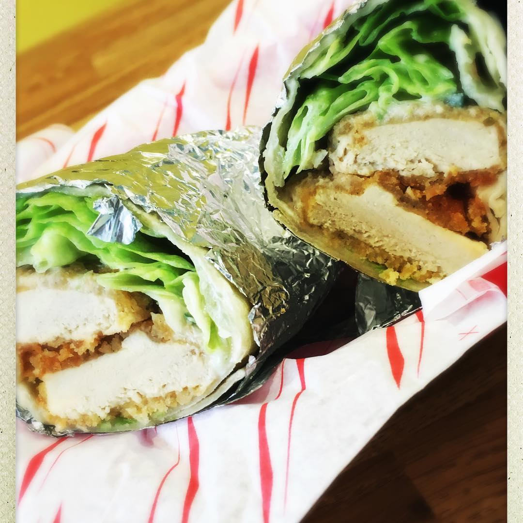 Chick'n Wrap