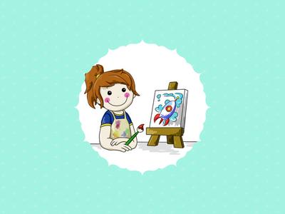 Art Exploration 5-8 Yrs Old