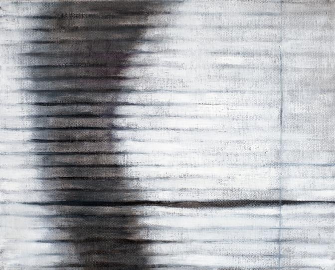 Blinds  Oil on canvas 33x41 cm 2011