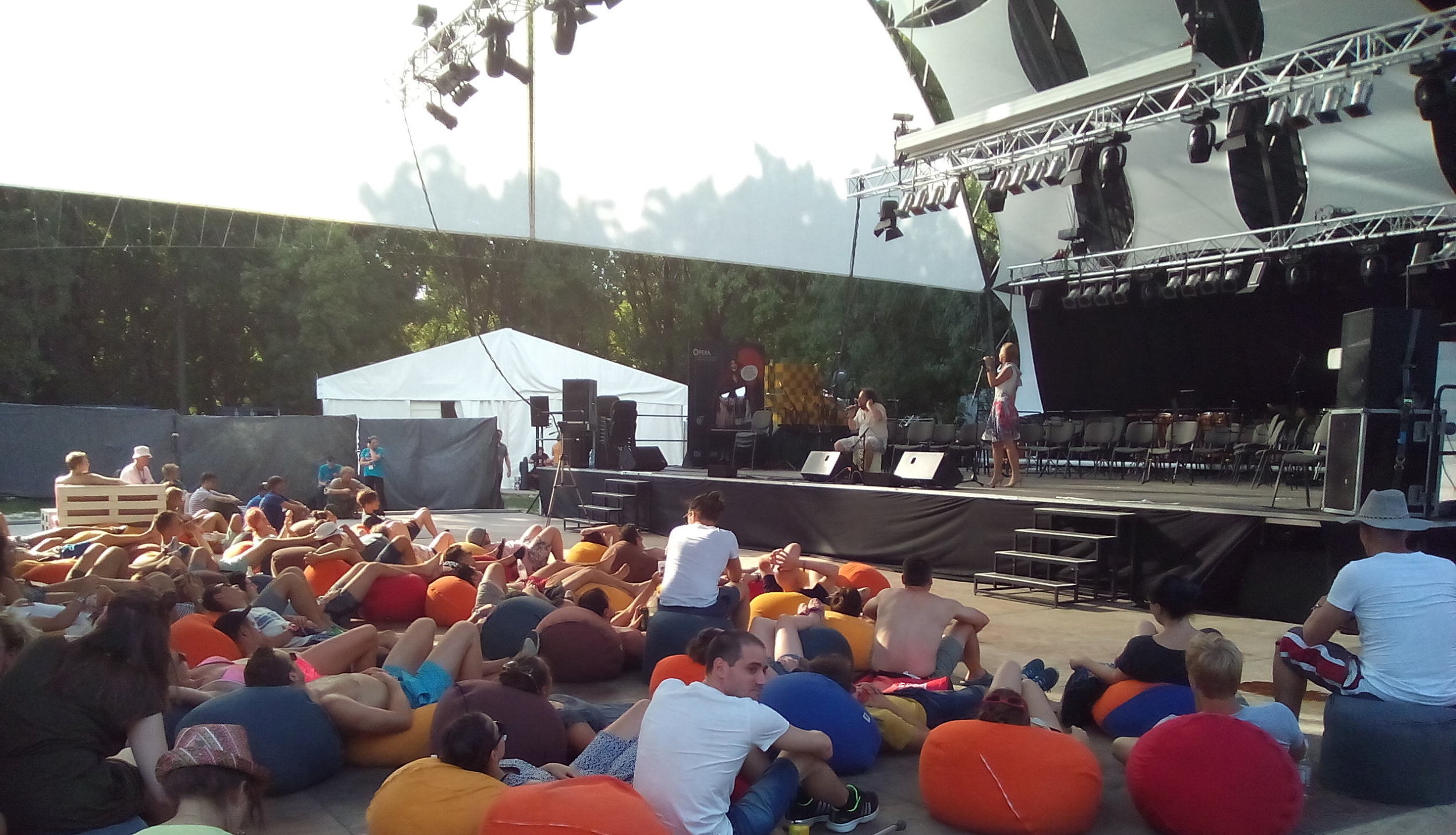 Sziget classical stage_2
