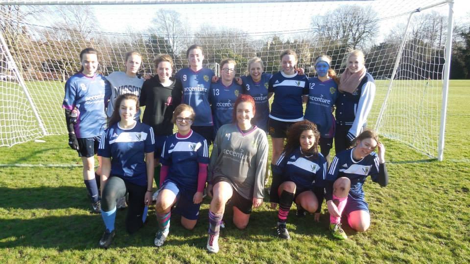 Magdalene Ladies Football