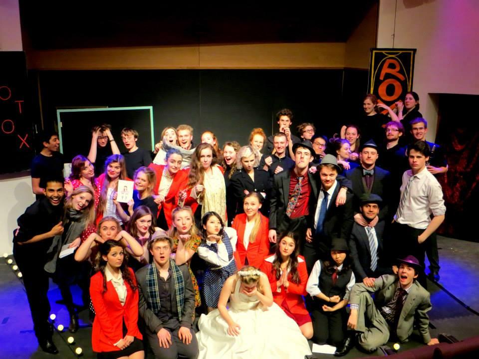 Magdalene Musical Production Society