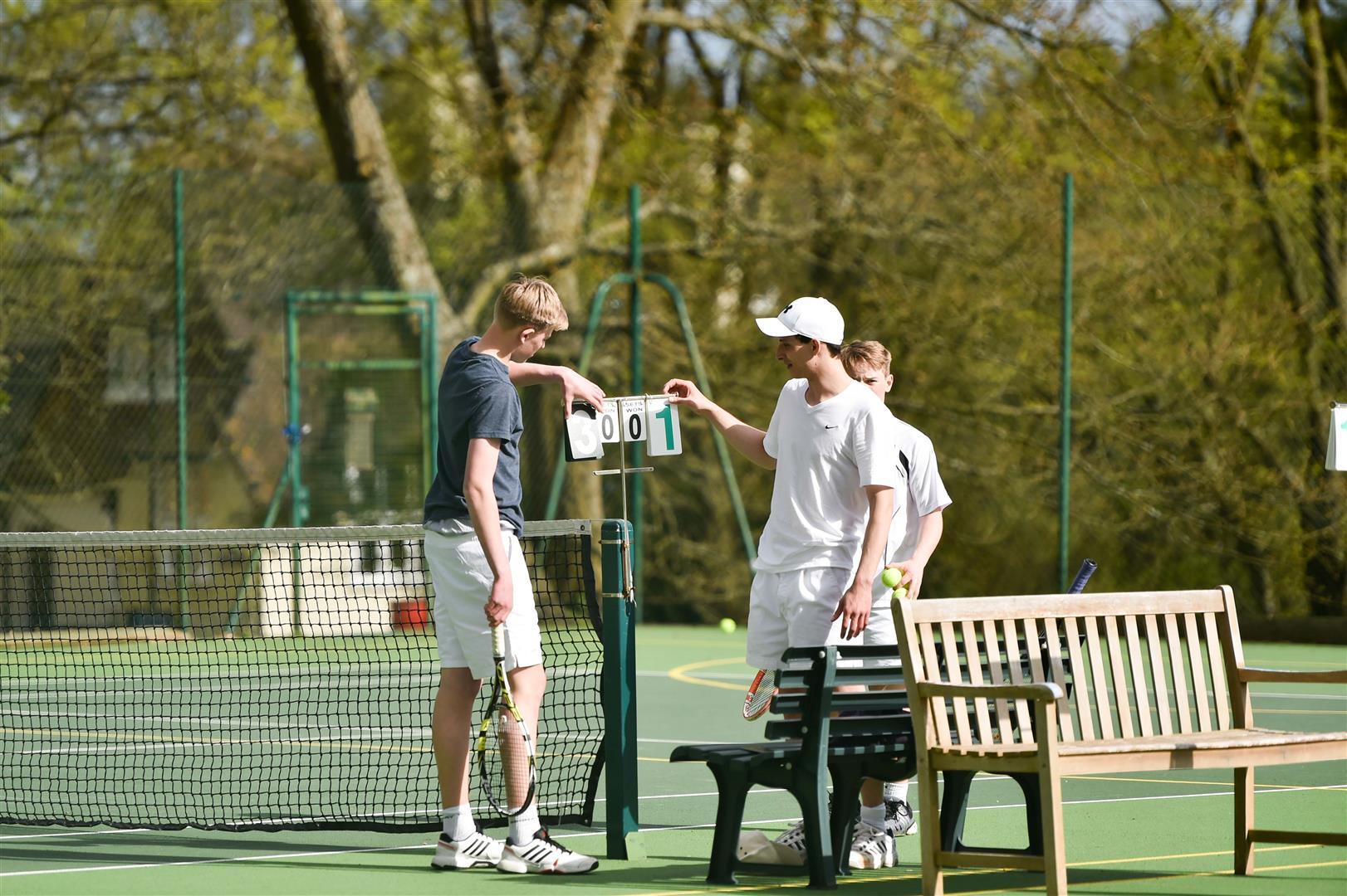 Magdalene Tennis Club