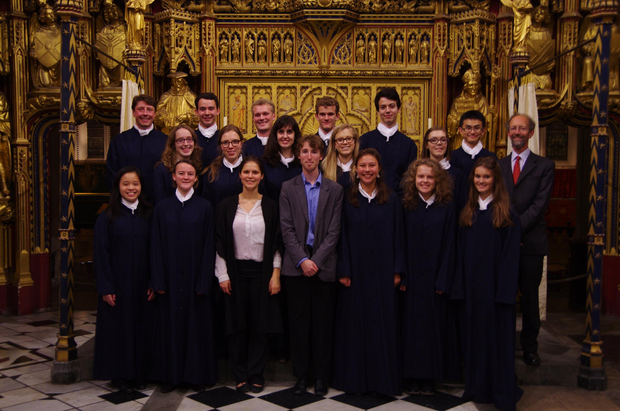 Magdalene College Chapel Choir