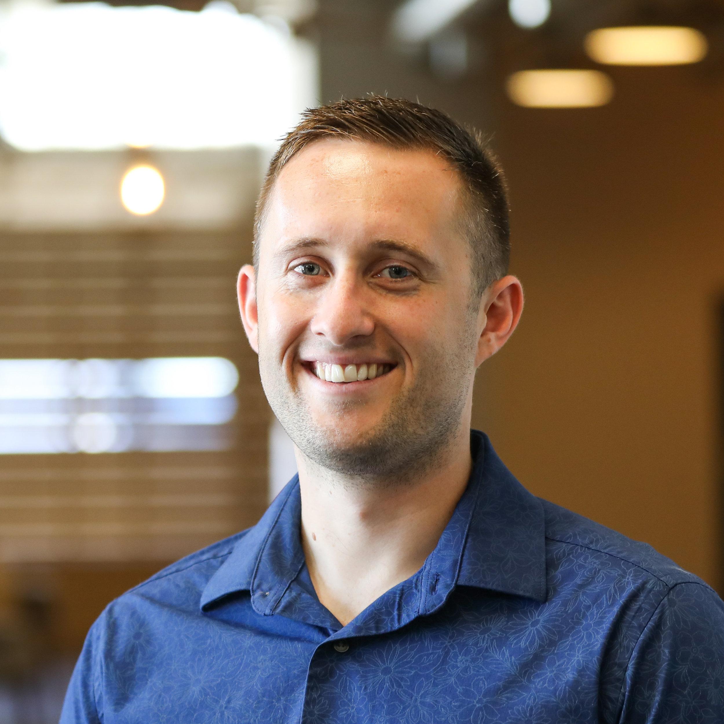 Jordan Boyd - Pastor, Responsive Arts Director • Missio Dei NorthJBoyd@missiodei.org