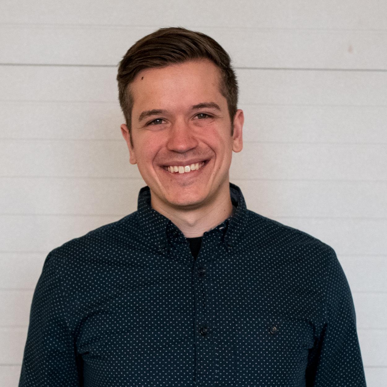 Brendan Oberkircher   Director of Creative, Missio Dei Central