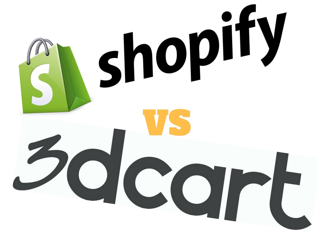 shopify vs 3dcart