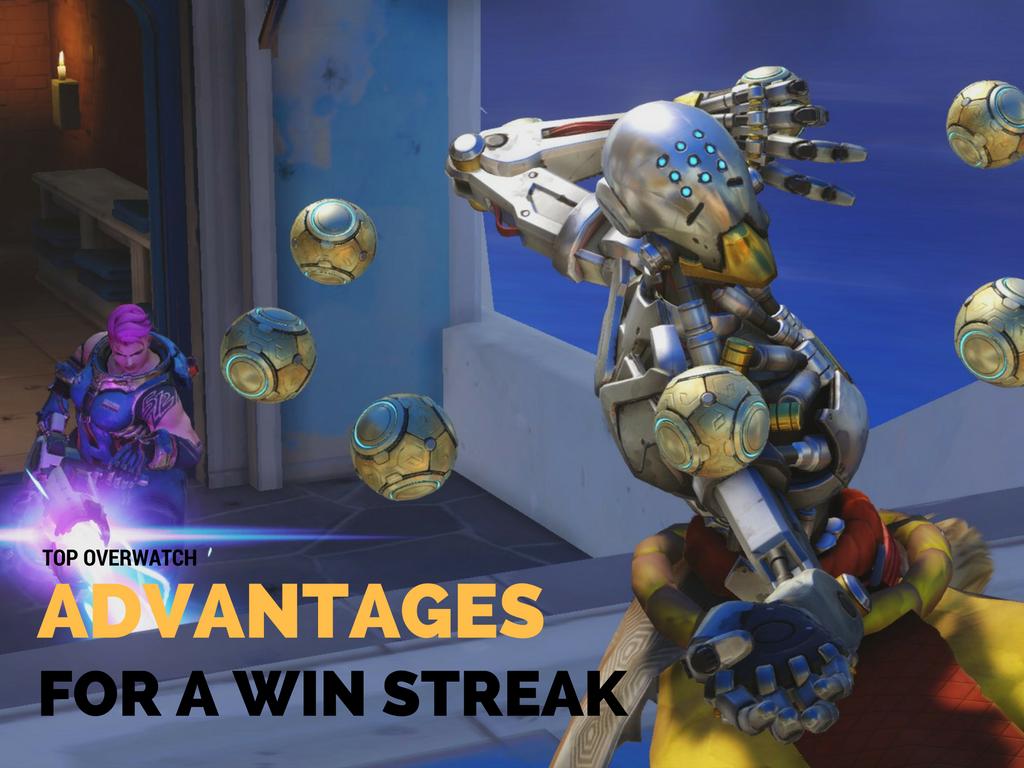 overwatch ranked win streak