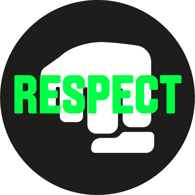 Respect each other  One of our values
