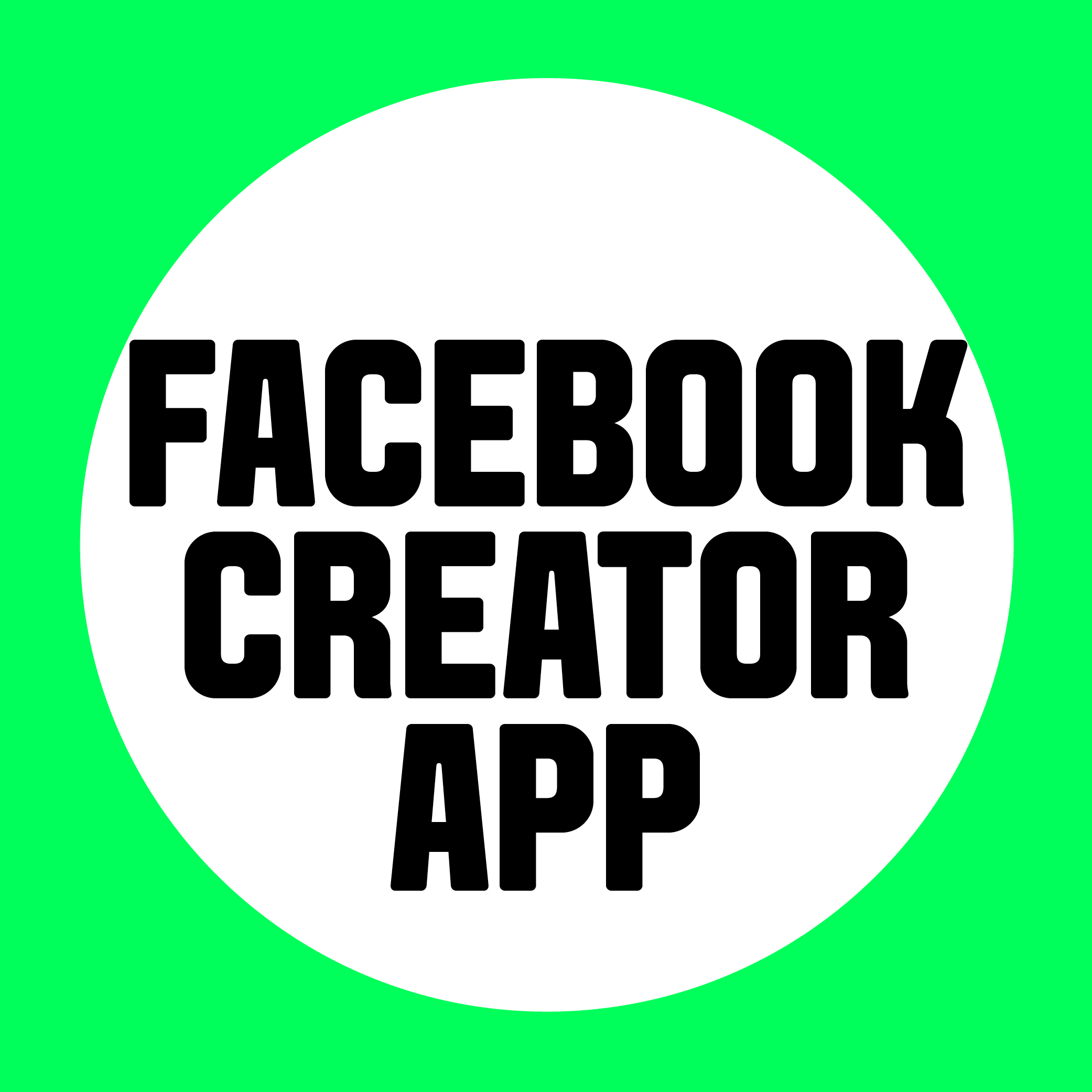 Get Creative With Video   Does Facebook's new app compete in video for social?