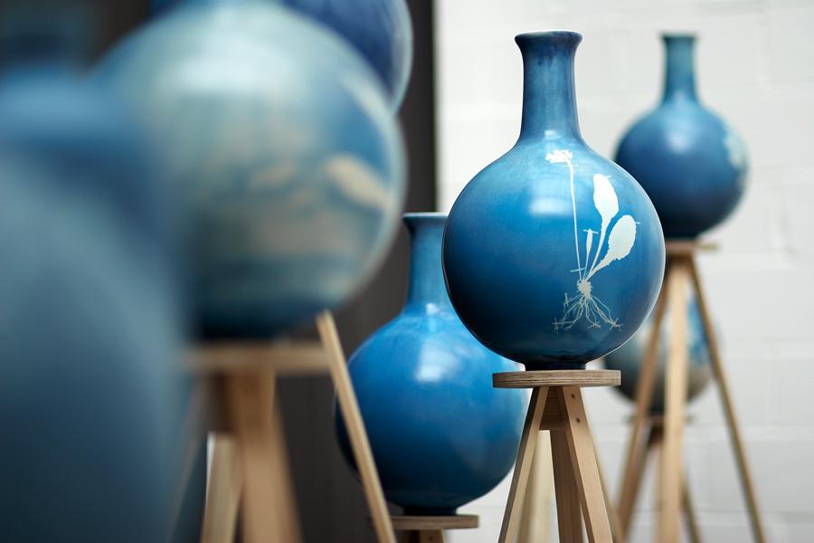 Blueware, Studio Glithero, The Garage, 2010