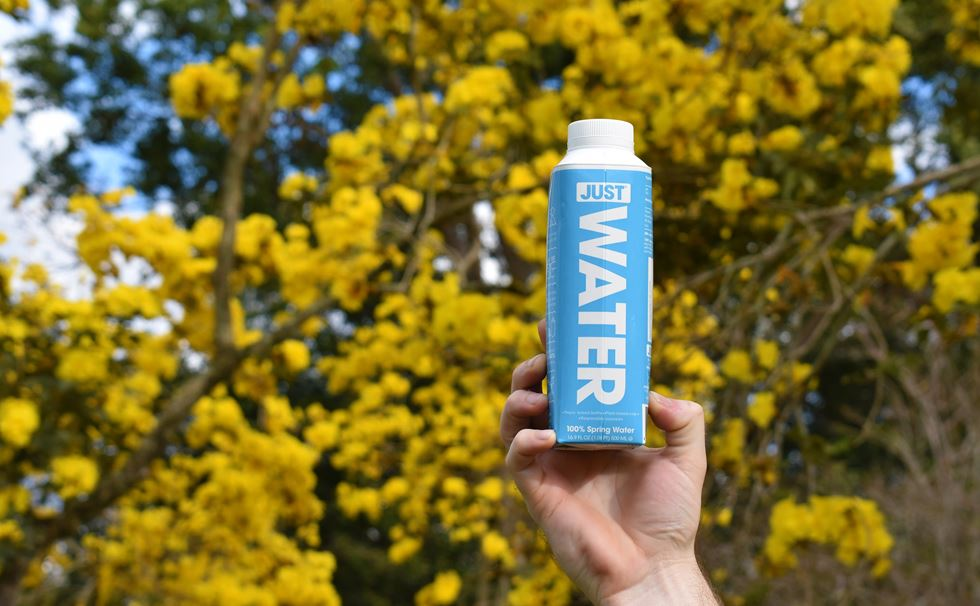 Just Water by JUST, TetraPak and Madwell