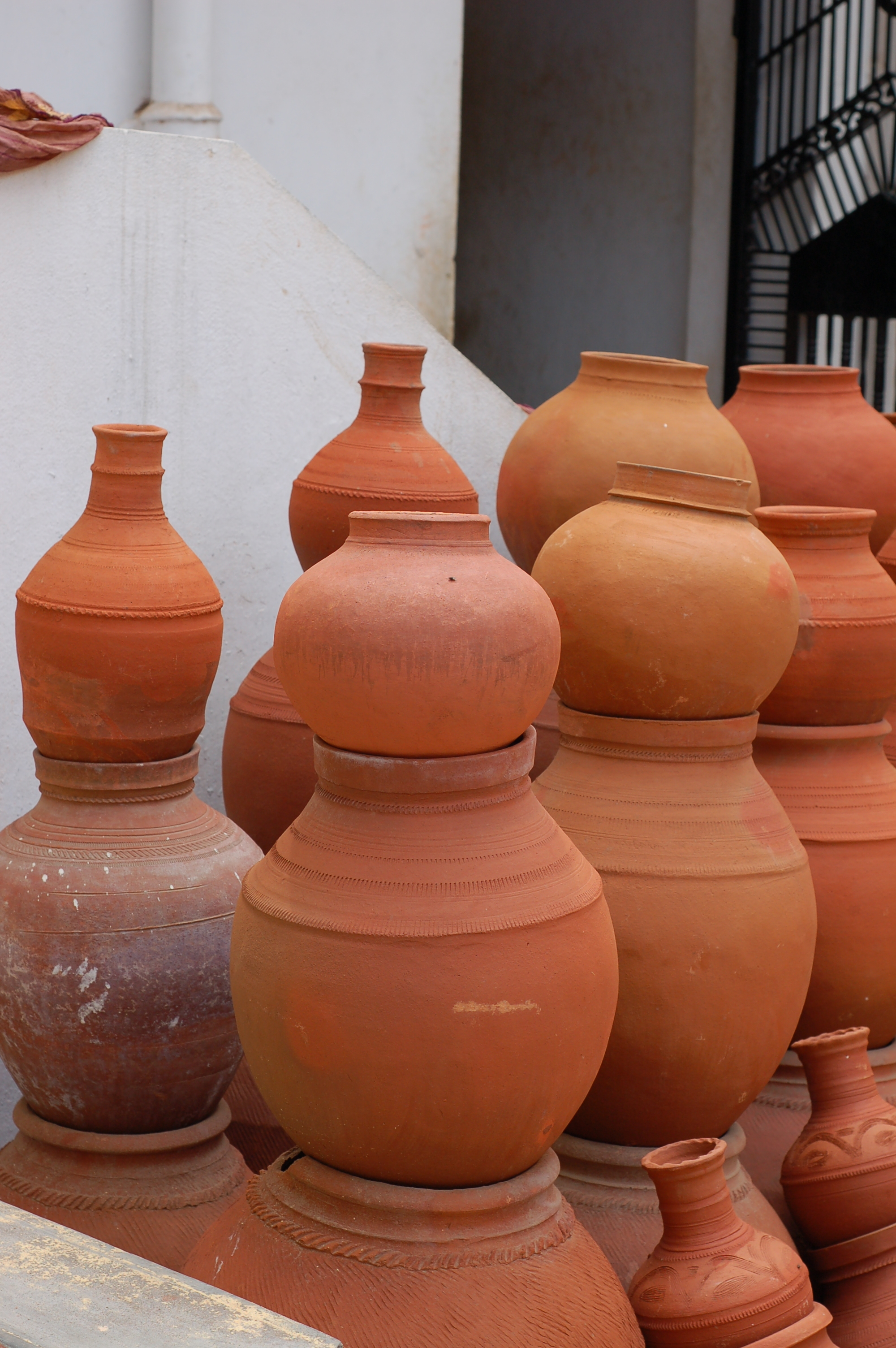 Image: Terracotta Matka, Hyderabad