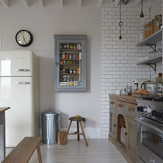 Mixed style - country and industrial together in a beautiful home. We'll give you some to follow when mixing any styles in your home, from kitchen, to bathroom and bedroom.