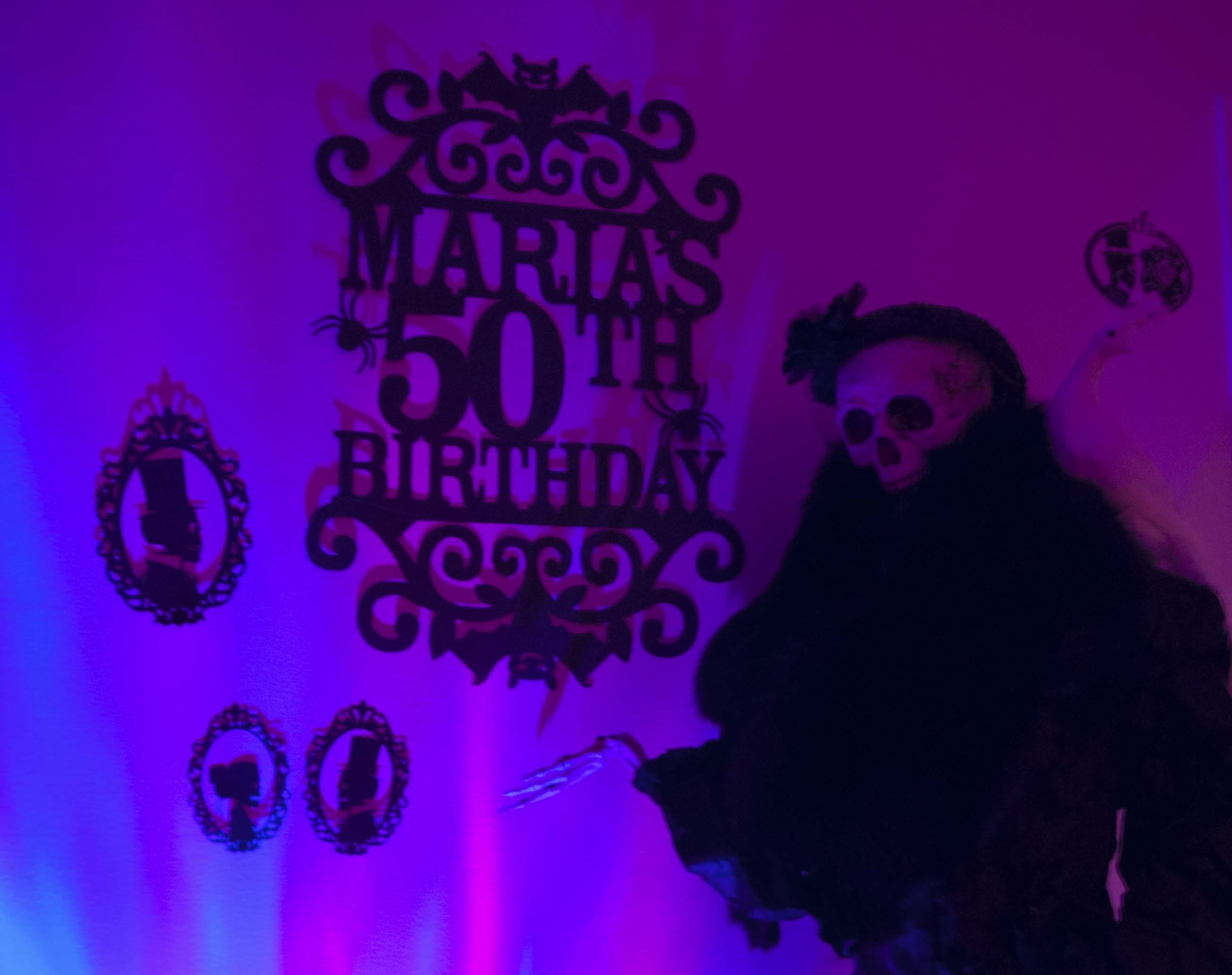 50th Birthday Party in NYC