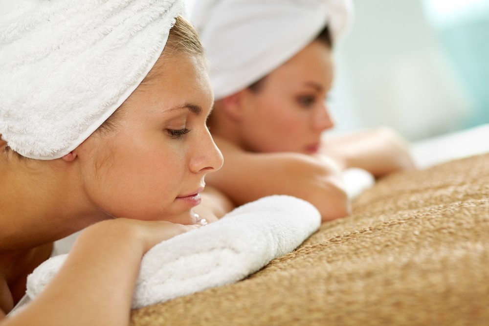 Relax, Refresh at the Spa