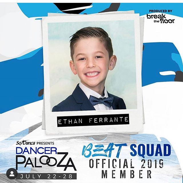 Congratulations to our 2019 Beatsquad members!!! Thank you @dancerpalooza @breakthefloorprod . Can't wait for Long Beach!!!!! #theninedance #wethenine #cloudnine