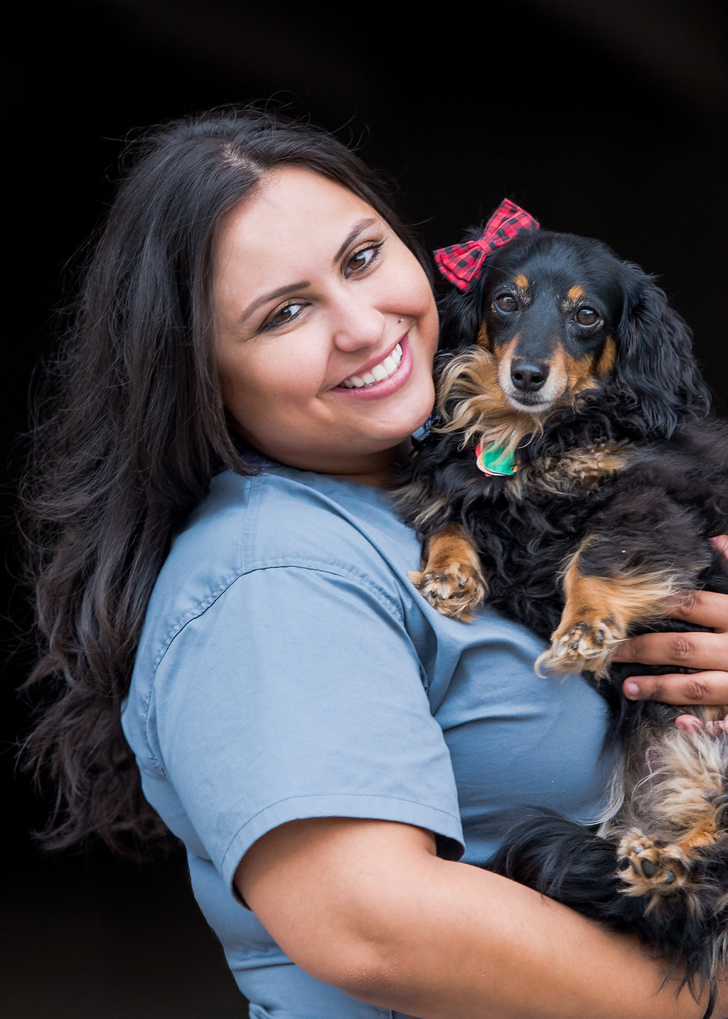 Lis Flores, RVT   Certified Veterinary Technician