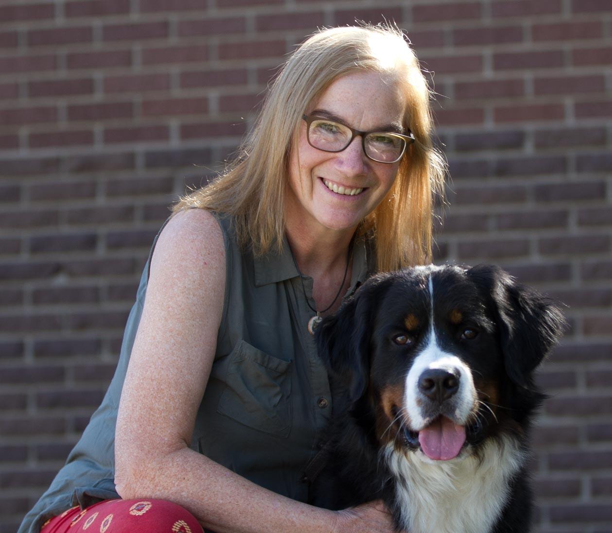 Kathy Berge, DVM   Veterinarian and Owner