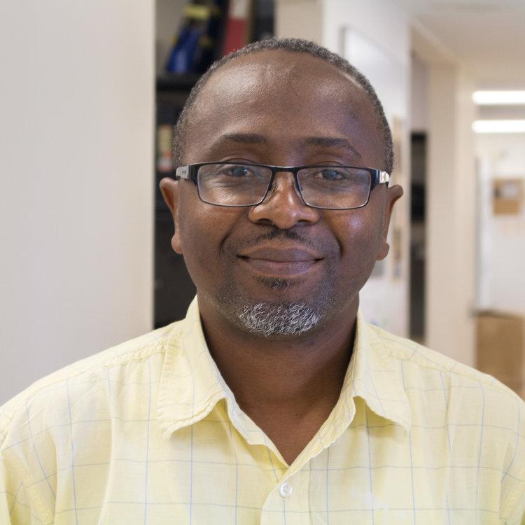 Abidoun Ogunjimi    Position Unknown PhD (Biochemistry), Location Unknown ogunjimi@lunenfeld.ca