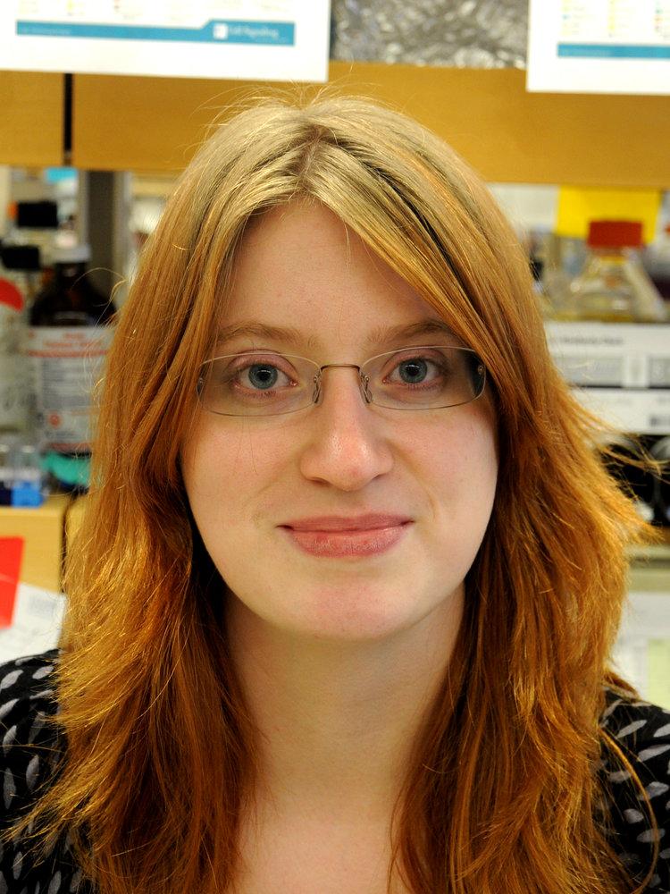 Ainsley Underhill    PhD Candidate BSc (Hons) Biochemistry, University of British Columbia underhill@lunenfeld.ca
