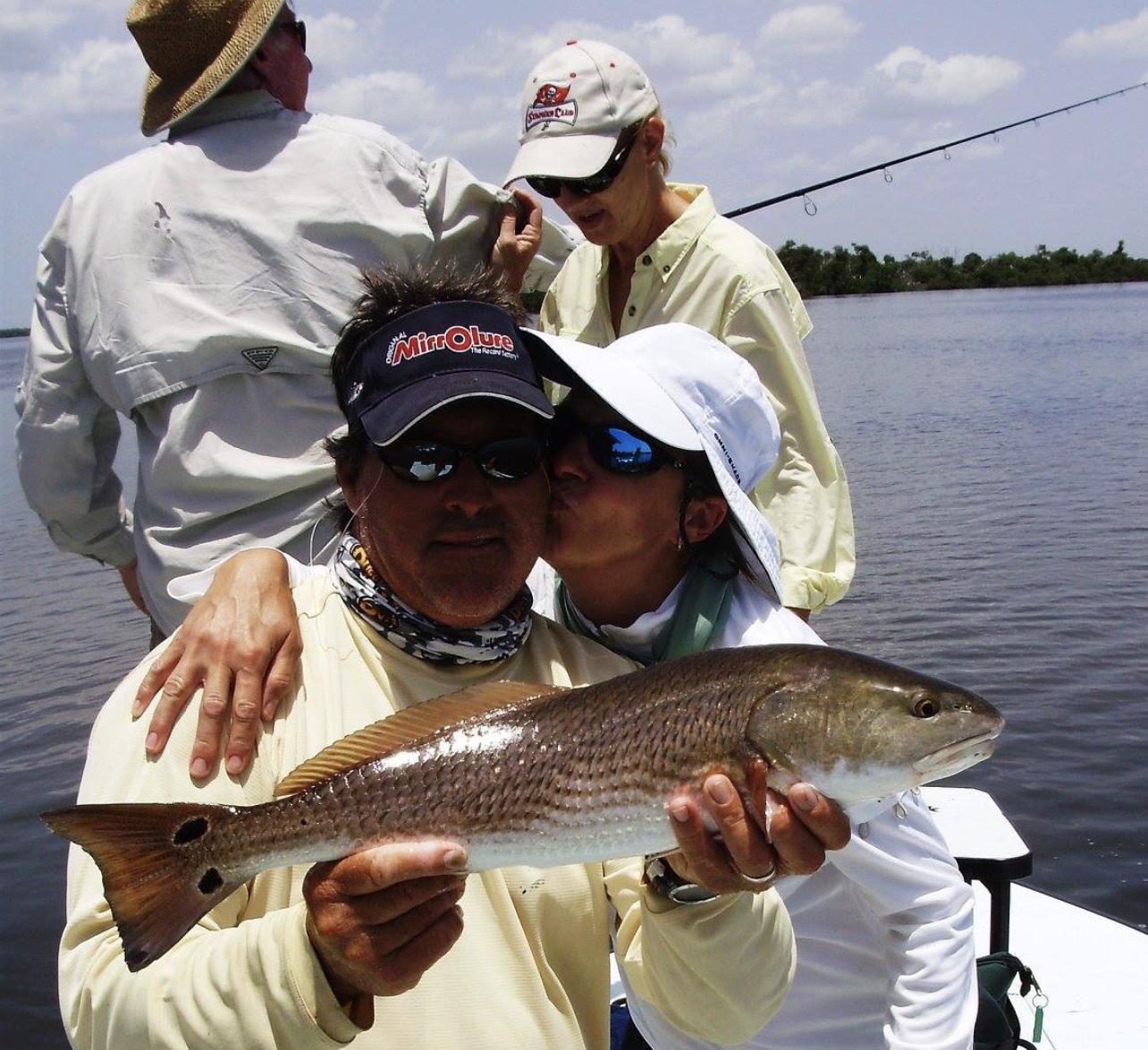 Angler: Judi Hamilton | Light Tackle | Species: Redfish