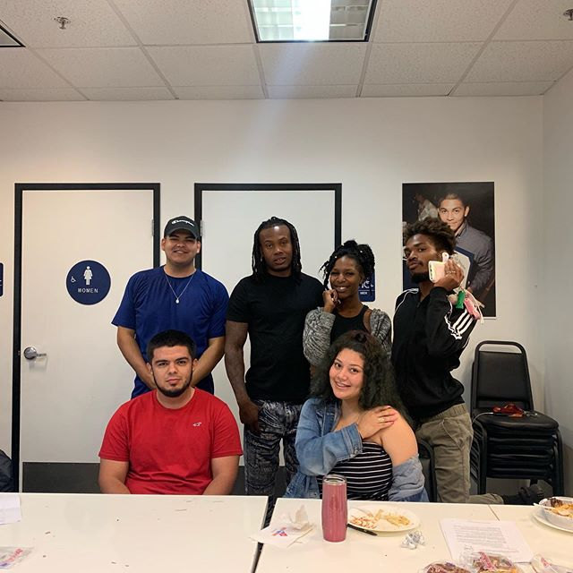 And that's a wrap for OE 30! Our students focused and really put in work during these workshops, and we're really happy to end OE 30 on a good note! #fosteryouthdomakeit