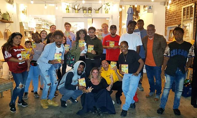 Last night we had another successful Self-Care Supper at Loupiotte Kitchen. We want to give a special thank you to restaurant owner, Sara, who colllected donations from her customers and even pitched in herself to surprise each of the youth and guests with a copy of The Four Agreements by Don Miguel Ruiz!  This month's dinner topic was about mental health, so we had an attorney from the Disability Rights of California come to speak with the youth about his work and open up a discussion about their experience with getting access to mental health care in the foster system.  Youth were given an opportunity to share their stories so that they could be a voice to advocate for former, current, and future foster youth across the US. It was a chance to make a change and address service gaps that they may have experienced when they were younger.  We also had other guest speakers - who gave great insight on mental health, good habits, self-care, and routines.