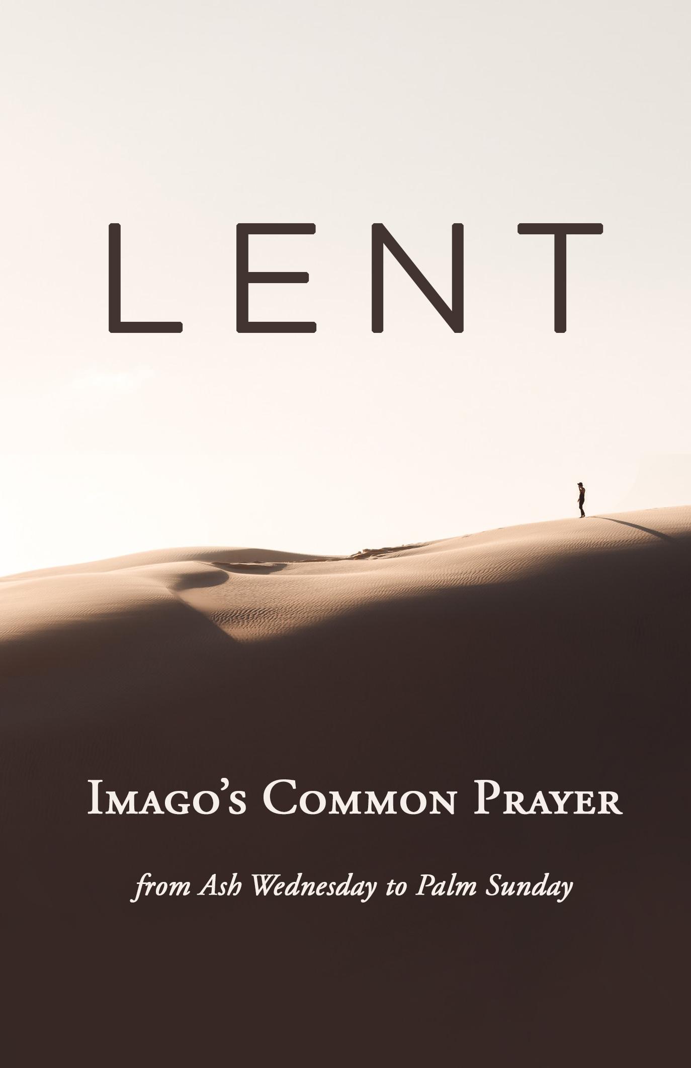Imago's Common Prayer — Imago Dei Anglican Church