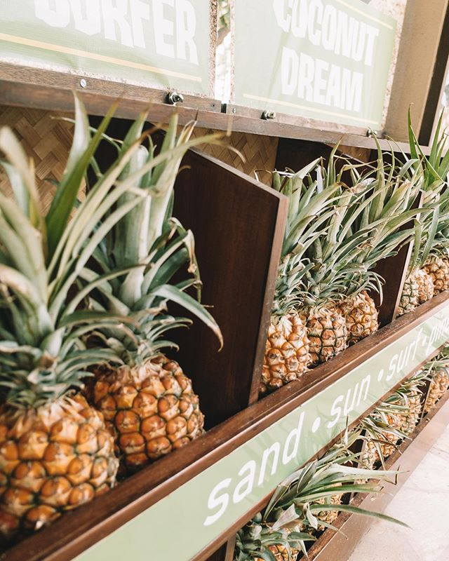 Sweet like Sunday morning 🍍  Today we're going to my second wedding ever as a guest! I don't even know how many weddings I've been to but every one I've either been shooting or in the wedding - it's such an odd concept for me to go just to observe + celebrate!