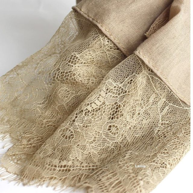 Lace Hijabs - 50% OFF - www.lamia.co #lamiahijabs - USE CODE: EID50