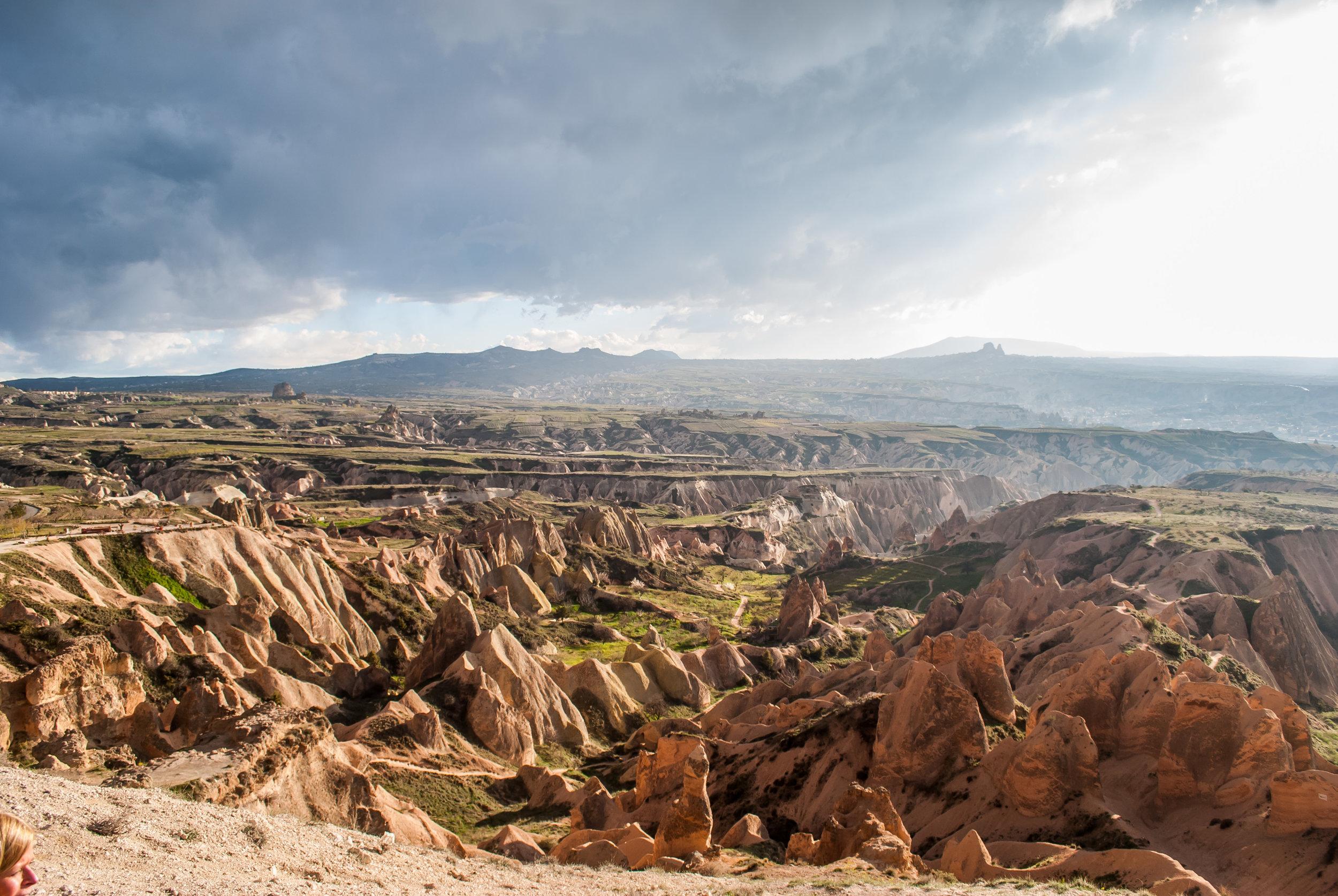Sunset Point | Cappadocia