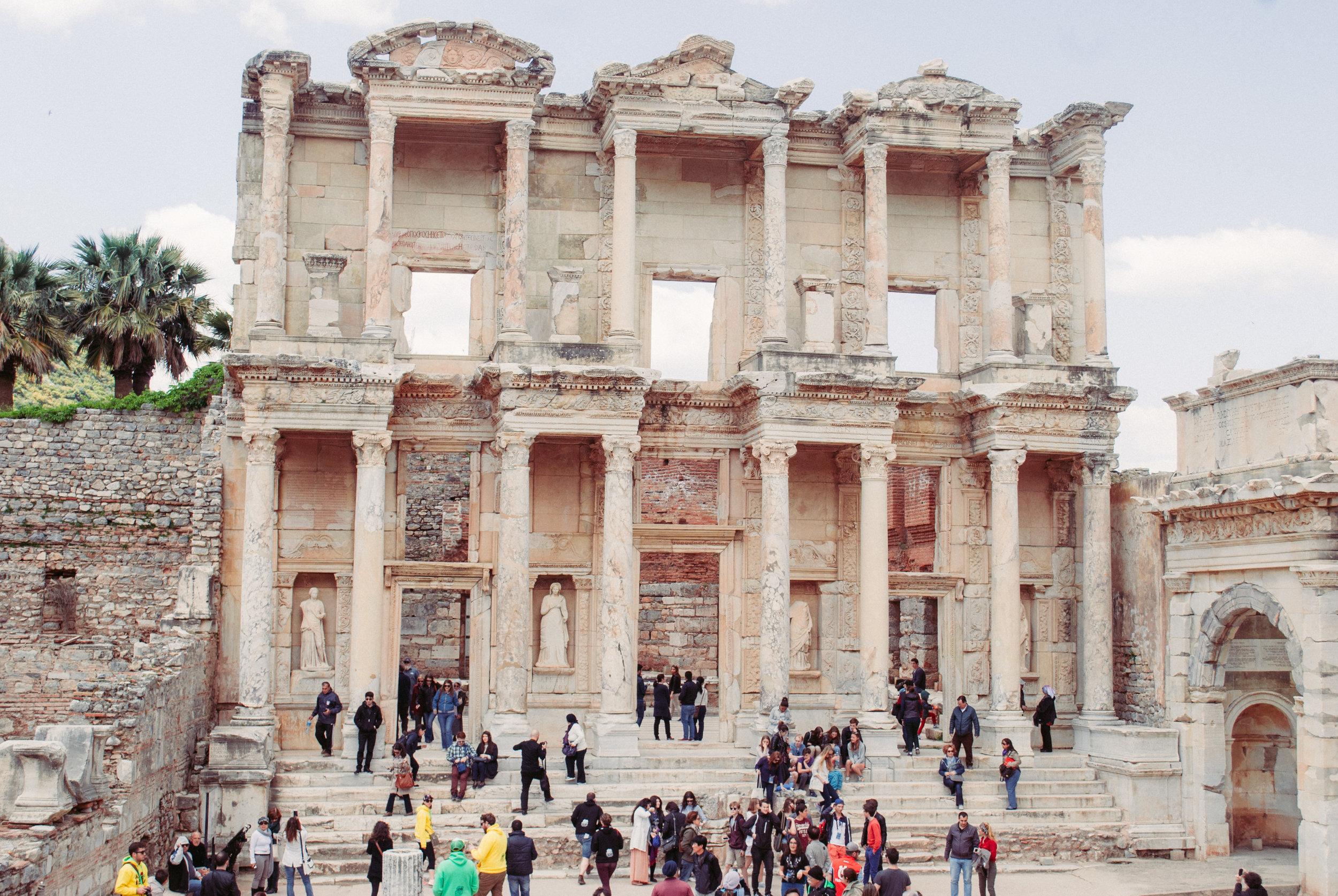 Library of Celsus | Ephesus