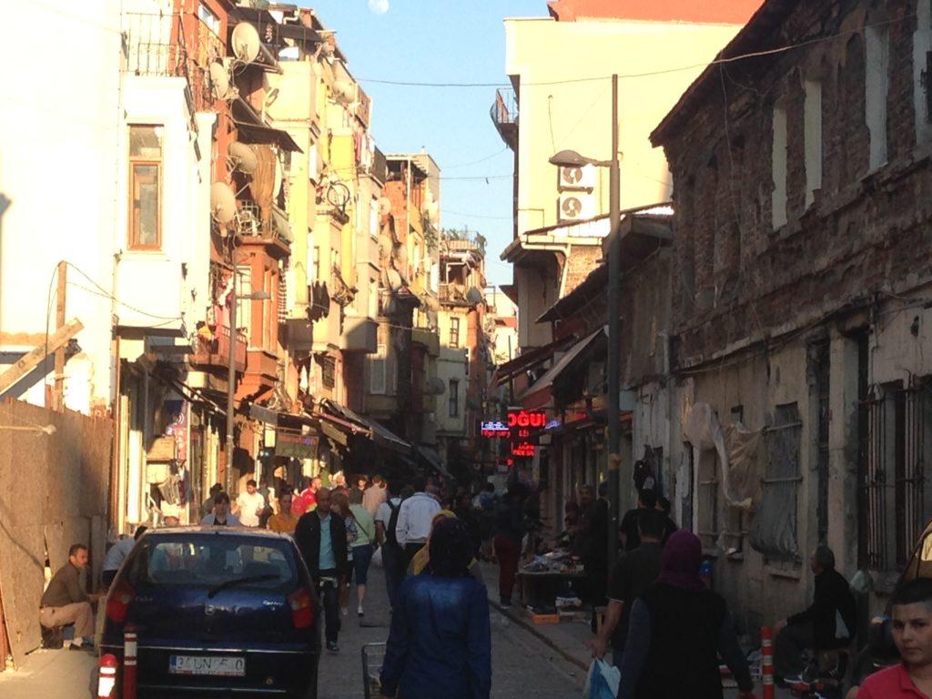 Streets of Kumpkapi