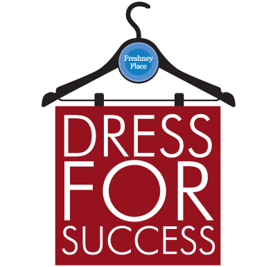 We celebrate our partnership with Dress for Success - Through our partnership, our clients are eligible to have access to dress professionally for a job interview and present an impactful resume. Our partnership will help our clients to increase their self-esteem and employability.
