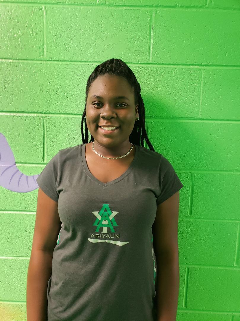 Ms. Kierra - Teacher Aide