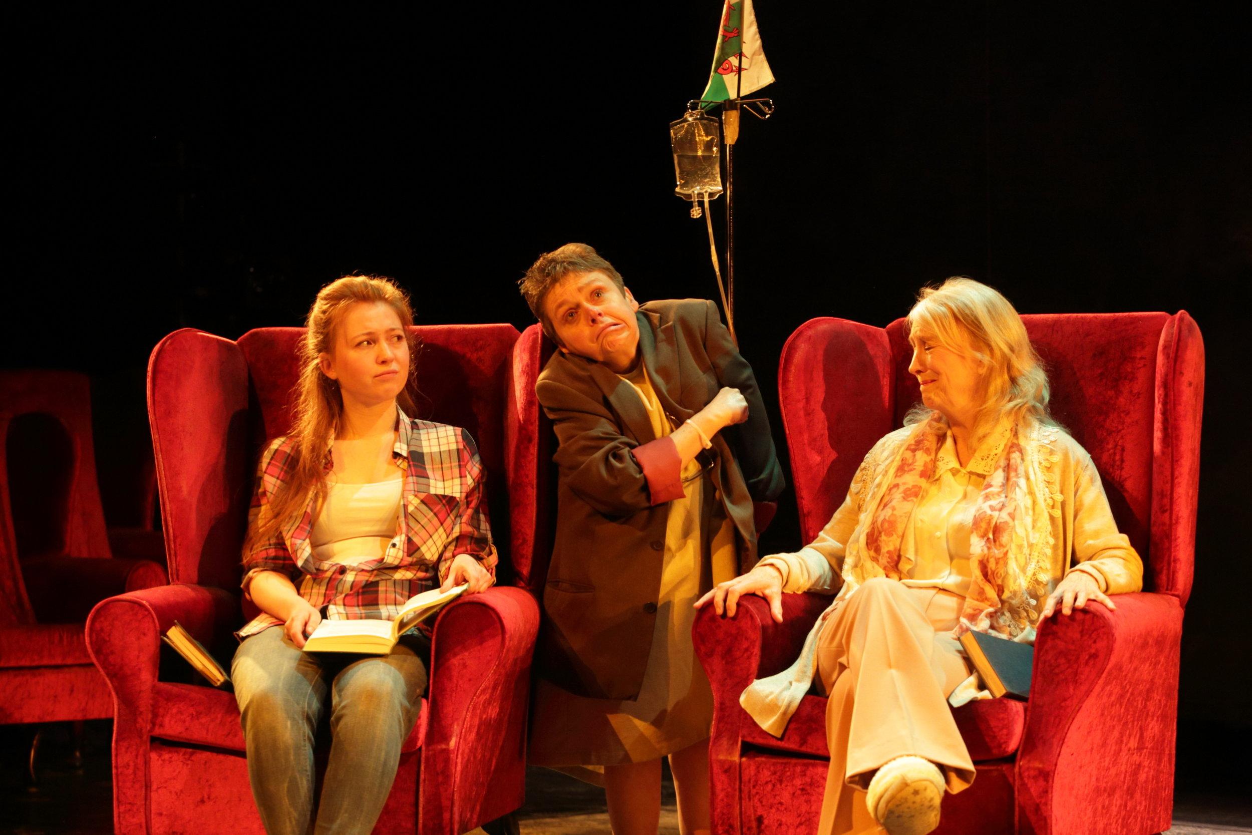 Isabella, Maureen, and Rose.