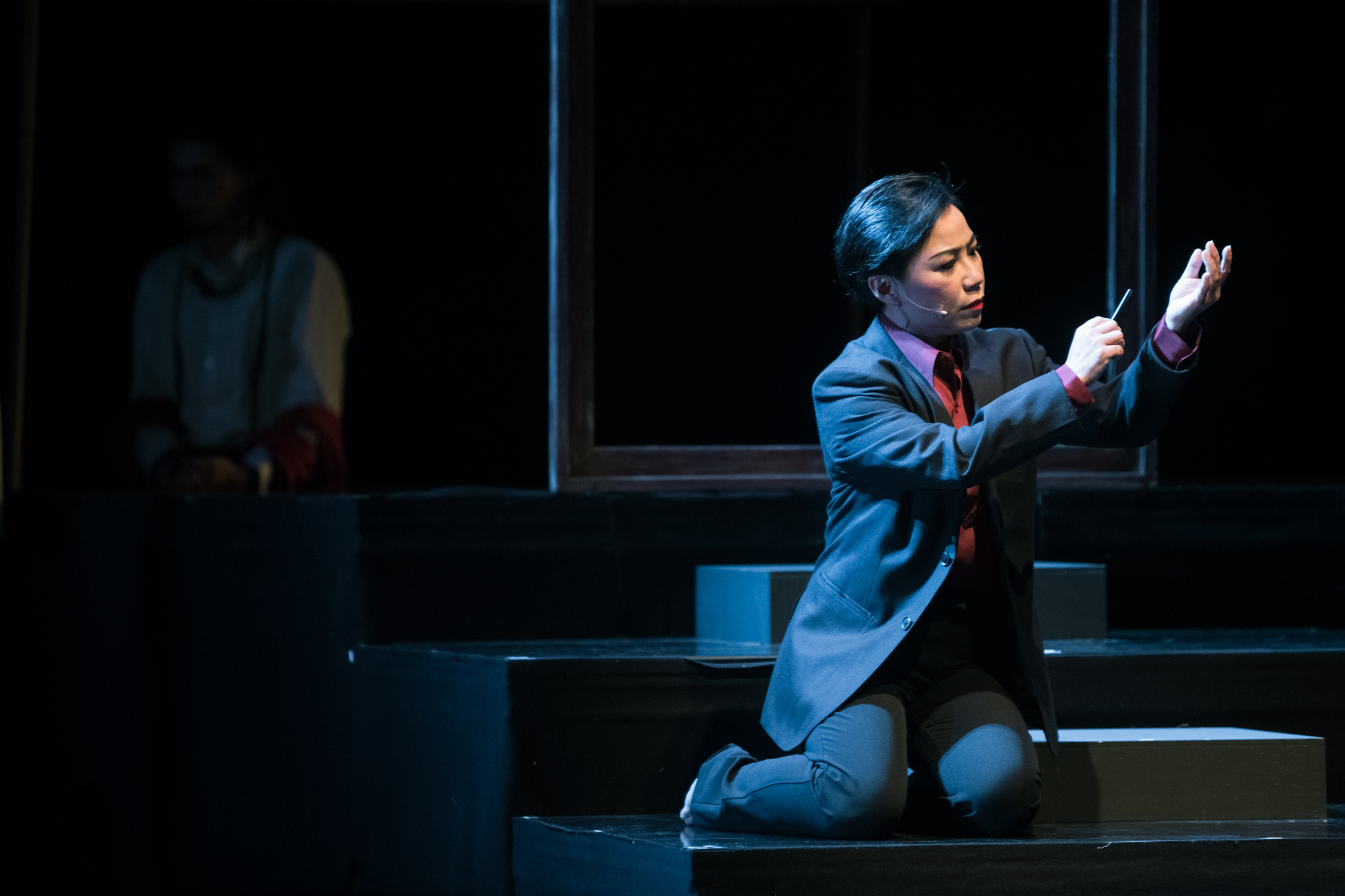 Bobo Fung: 'the betrayed wife'
