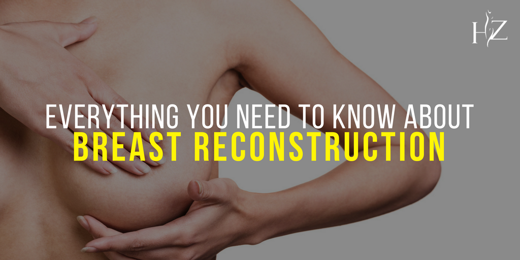 breast reconstruction orlando, hz plastic surgery
