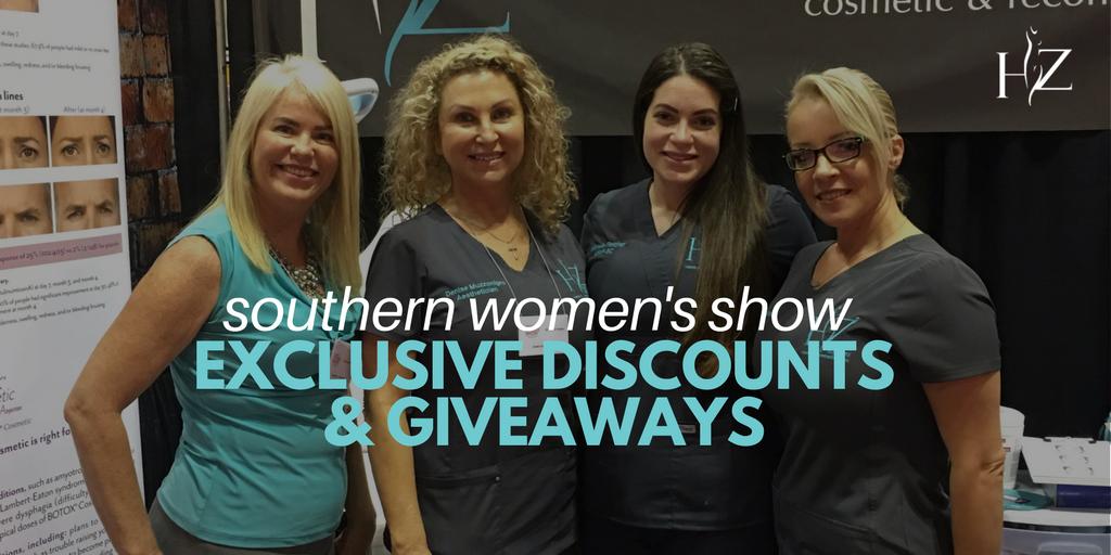 southern womens show in orlando, hz plastic surgery orlando