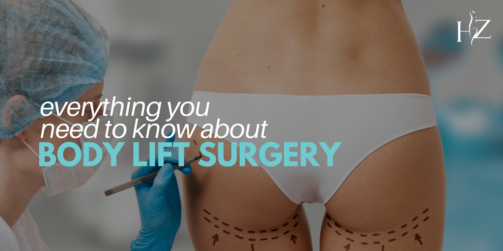 body lift surgery, body lift orlando, what is a body lift